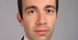 Jordan Cartier, secrétaire général adjoint à l'ART