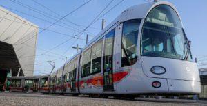 Des tramways grande capacité à Lyon