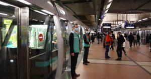 RATP Covid