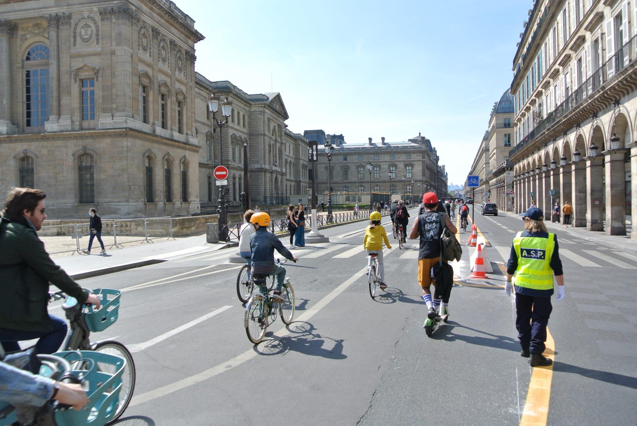 Un appel à projets pour pérenniser les pistes cyclables