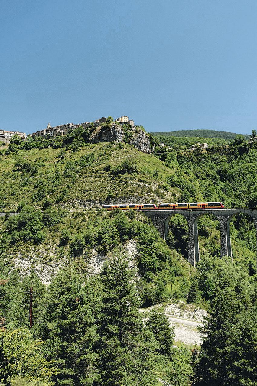 Le Chemin de fer de Provence