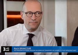 Roch Brancour vice président des Pays de la Loire