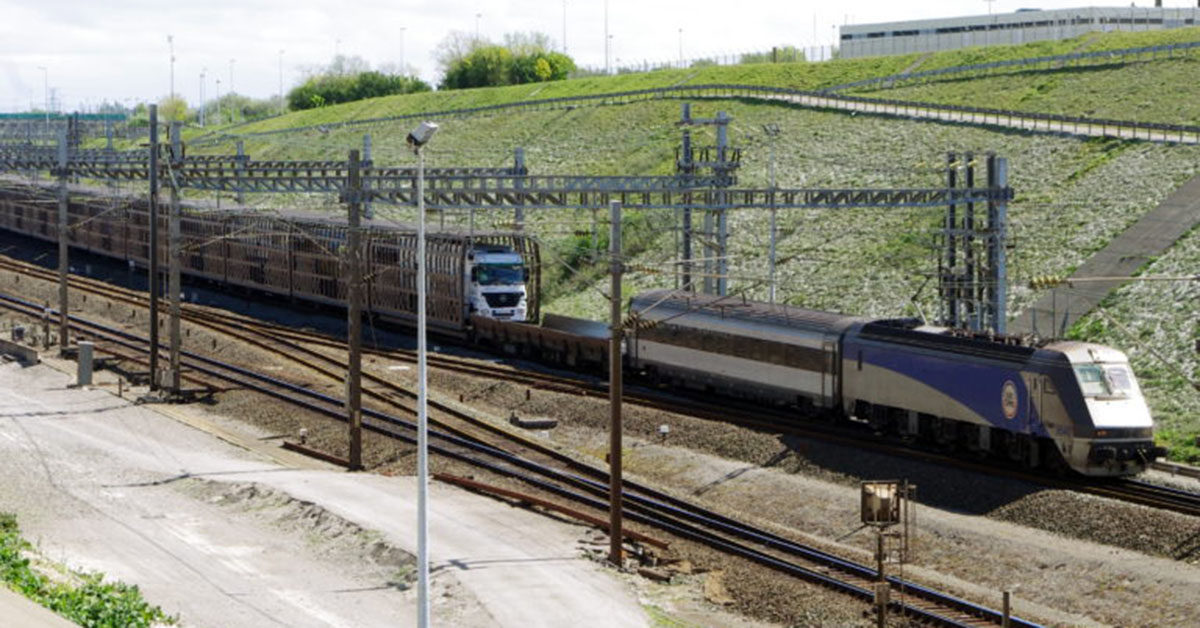 Getlink eurotunnel