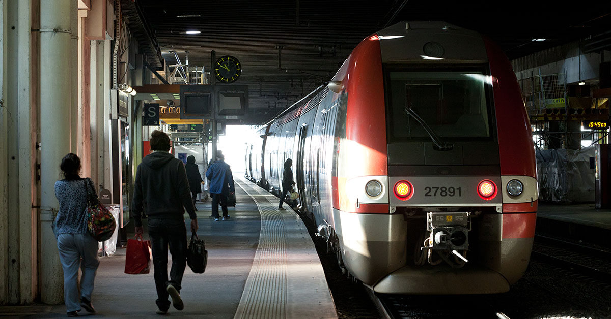 Gare de Montpellier