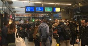 Gare Montparnasse 2019