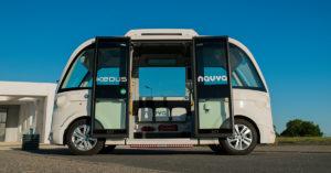 vehicule autonome chateauroux