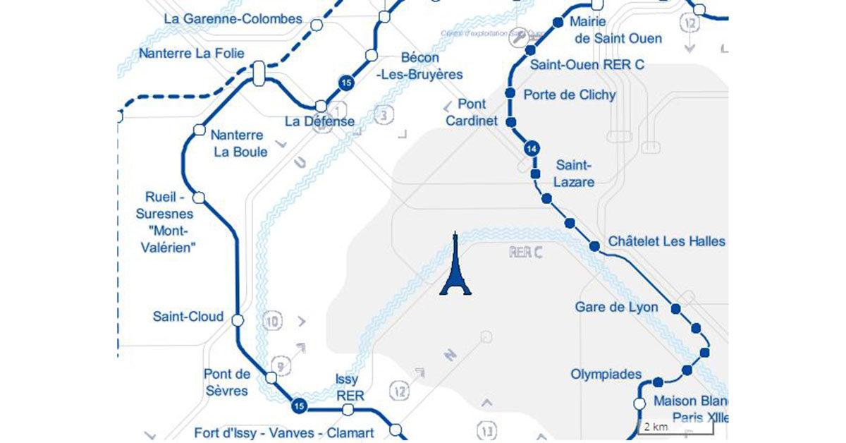 Grand Paris ligne 15 métro
