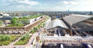 Gare du nord projet