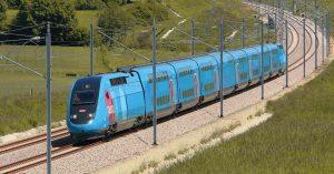 Ouigo TGV low cost SNCF
