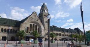 Metz gare