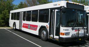 Bus en Virginie (USA)