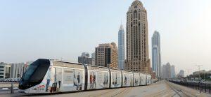 Tram Dubaï