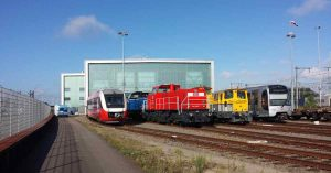 Shunter maintenance Benelux