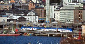 MTR Stockholm Stadler