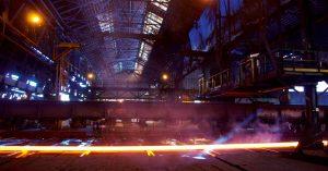 usine hayange rails