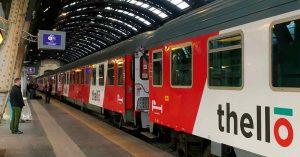 Thello Trenitalia