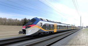 Coradia stream trenitalia Alstom
