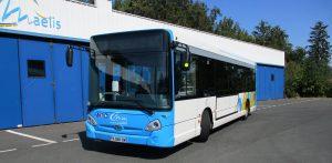 Bus Montluçon Keolis