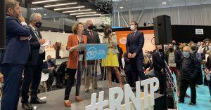 Inauguration des RNTP à Toulouse le 28 septembre 2021