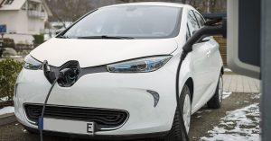 chargement voiture electrique