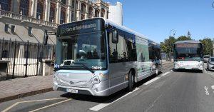 Saint Germain en Laye bus Transdev