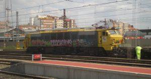 Locomotives de fret P42000 en Espagne