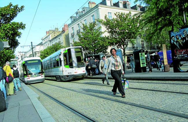 Tramway CAF Nantes
