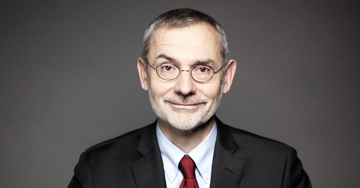 Thierry Mallet PDG de Transdev
