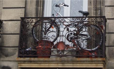 Une solution de stationnement sécurisé pour les vélos testée à Rouen