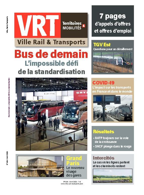 Ville, Rail et Transports
