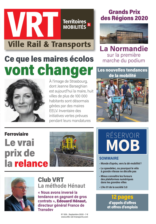 Economie des transports. Monde d'après, vers la dé-mobilité ?