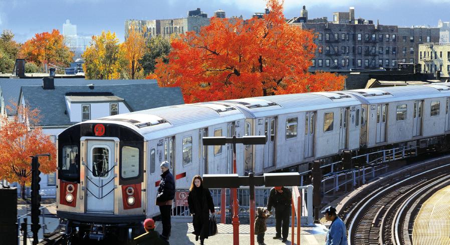 Amériques. La renaissance des transports publics